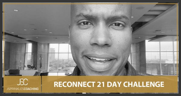 RECONNECT 21 DAY CHALLENGE