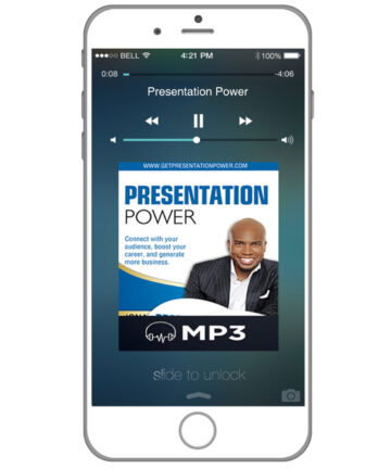 presentation power iphone